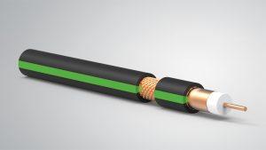 RG11 U/6 75 OHM Koaksiyel Kablolar PVC