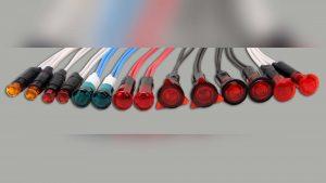 6 mm, 8 mm ve 10 mm Kablolu Sinyal lambalarımız tamamen kendi bünyemizde üretilmektedir