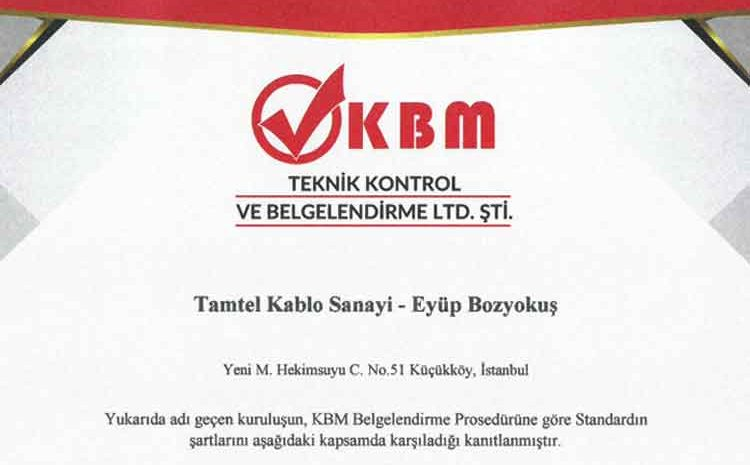 ISO 9001:2015 KALİTE YÖNETİM SİSTEMİ