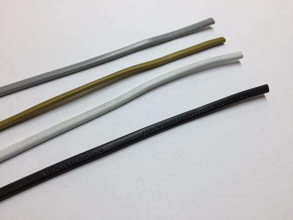 Balık Sırtı Kablo Kesitleri 2 x 0,50 mm2 2 x 0,75 mm2