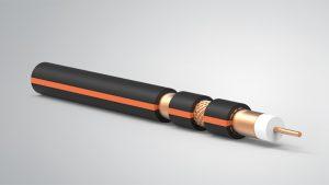 RG11 U/6 Trishield 75 OHM Koaksiyel Kablolar PVC