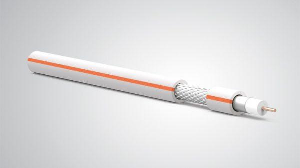 RG6 U/4 75 OHM Koaksiyel Kablolar PVC