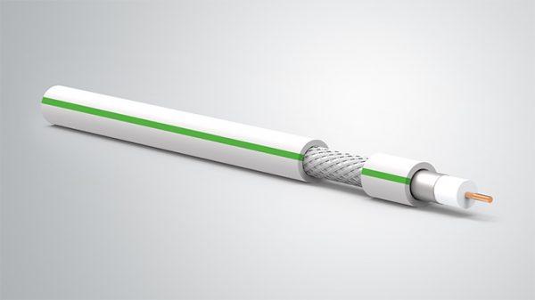 RG6 U/4 CCS 75 OHM Koaksiyel Kablolar PVC