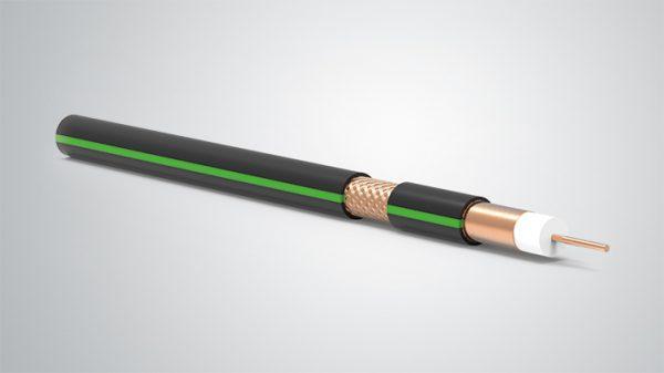 RG6 U/6 CCS 75 OHM Koaksiyel Kablolar PVC