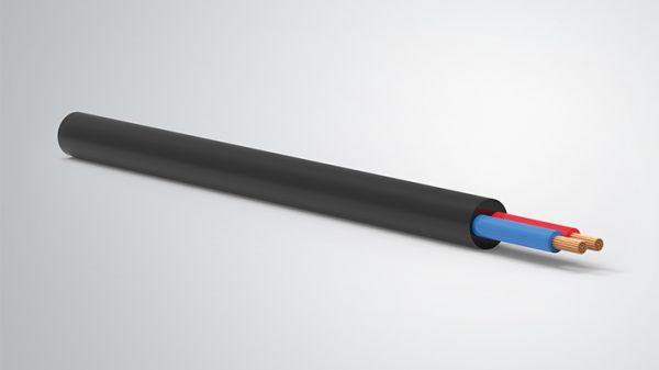 Twinaxial Kablolar esnek dengesiz mikrofon kabloları